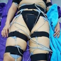 Electrostimulation chauffante (2en1)