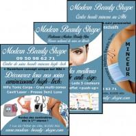 Pack communication personnalisé (Affiches & flyers)