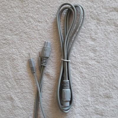 Câble électrodes pour Presso 3en1 Luxe