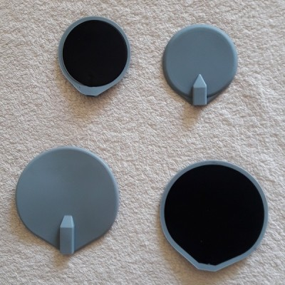 Electrodes pour Presso 3en1 Luxe