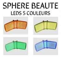 LEDs 5 couleurs